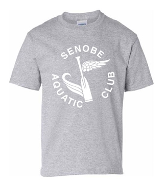Picture of Senobe Youth Grey T Shirt